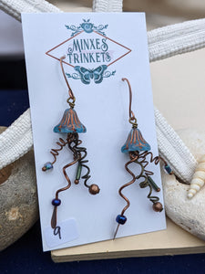 Jellyfish Earrings #9