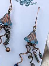 Load image into Gallery viewer, Jellyfish Earrings #9