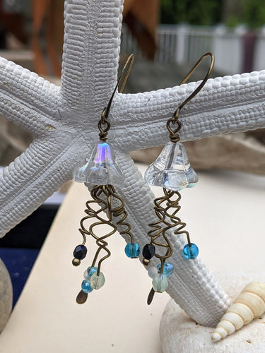 Jellyfish Earrings #10