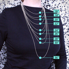 Load image into Gallery viewer, Electroformed Stalagmite Slice Necklace - Minxes' Trinkets