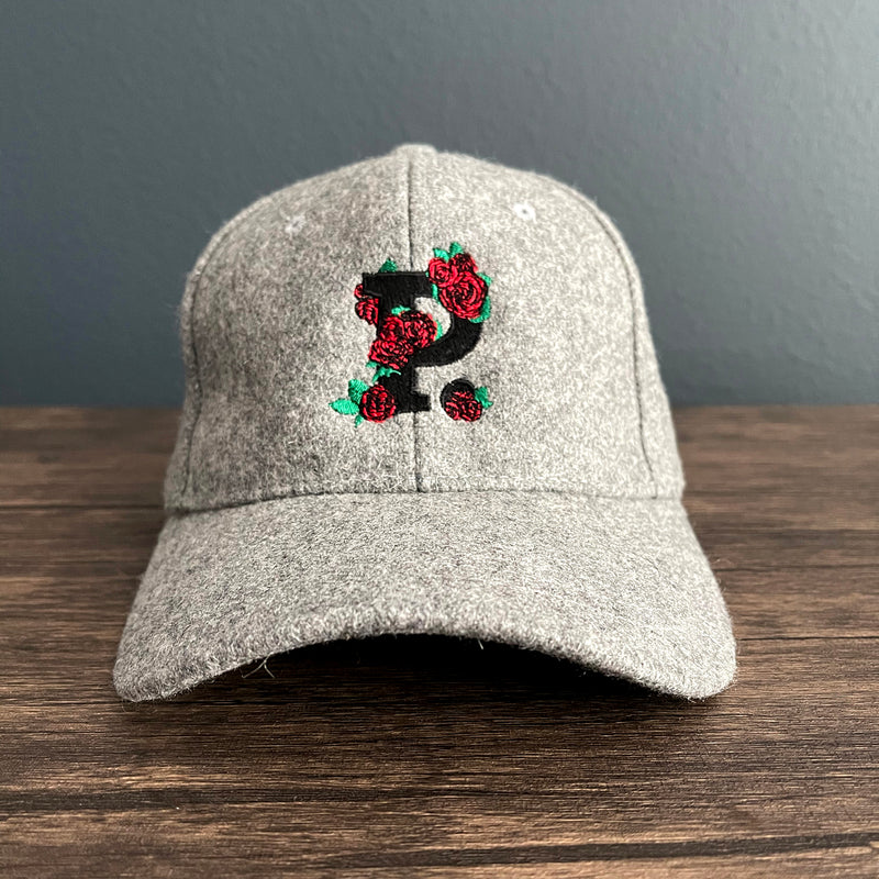 P is for Roses Cap