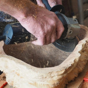 6 Teeth Wood Carving Disc (Angle Grinder Not Included)