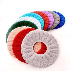 Fluffy Toilet Seat (3pcs Set)