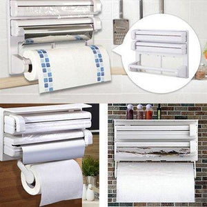 All in 1 Kitchen Wrap Dispenser