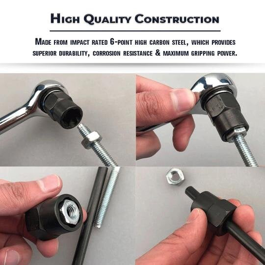 Nut Removal Tool Set