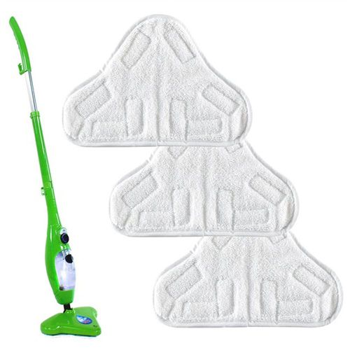 Washable Microfiber Pads Replacement for 5in1 Steam Cleaning Kit (per piece)
