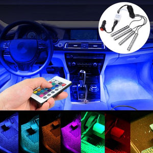 36 LED Car Interior Ambient Lighting (Set)