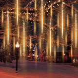 Snowfall LED Decorative Lights (24Tubes/3sets)
