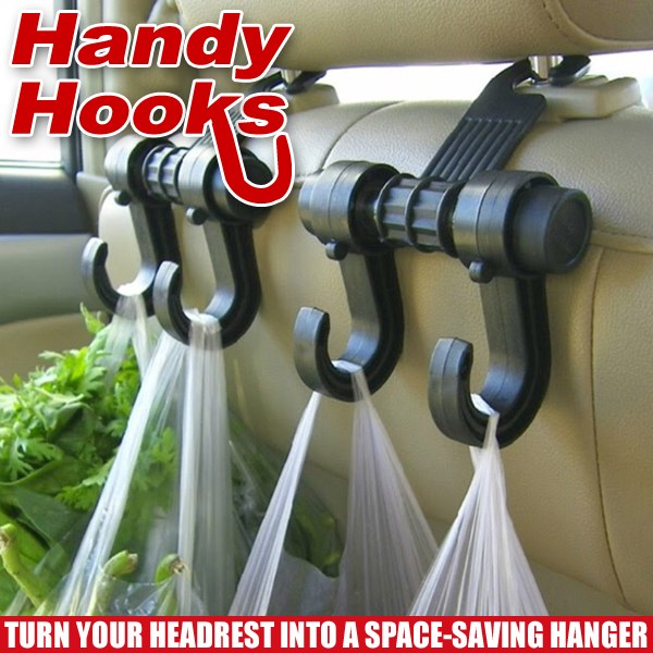 Backseat Hanger Organizer