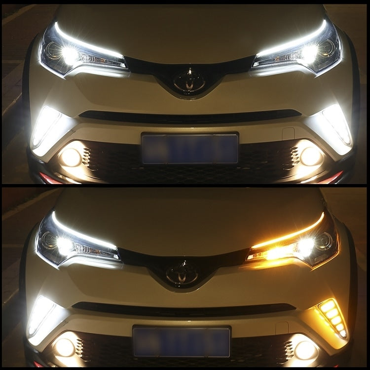 Sequential Waterproof Headlight DRL (60cm Pair)