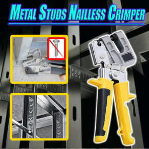 Metal Stud Crimper