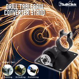 Drill TableSaw Converter Stand