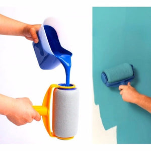 Revolutionary Non-Drip Paint Roller