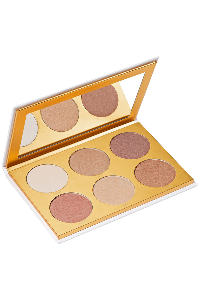 Greek Goddess Highlight Palette