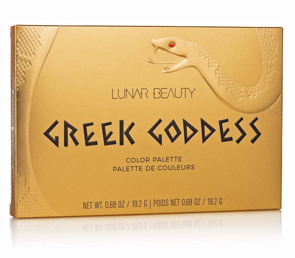 Greek Goddess Color Palette