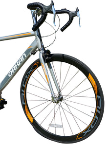 Orkan Road Bike Alloy with 14 Speed (Non Electric)