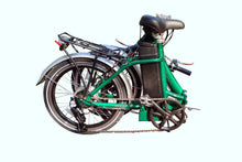 Load image into Gallery viewer, Freedom Folding e-bike with Lower Step Through and Throttle Cream