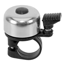 Load image into Gallery viewer, REFLEX ALLOY FLICK BELL BLACK / SILVER