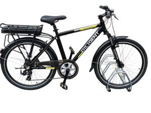 Commuter EBike G-Hybrid Diligent 36v Battery Black