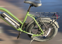 Load image into Gallery viewer, Fat Tyre Electric Bicycle G-Hybrid Dyno 3 Green
