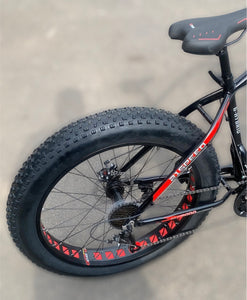 Fat Mountain Bike / Fat Bike G-Hybrid Mammoth FT05 - Alloy - Hydraulic Brake System