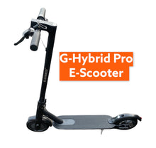 Load image into Gallery viewer, E-Scooter G-Hybrid PRO G1 Electric Scooter For Adults