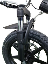 Load image into Gallery viewer, Folding E-Bike with Throttle G-Hybrid Compact White