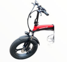 Load image into Gallery viewer, Folding Fat E-Bike 20x4.0 Tyre Dyno Pro Built In Battery