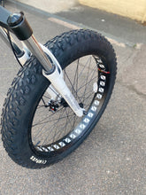 Load image into Gallery viewer, G-Hybrid Fat Tyre Bike Mammoth FT03 26x4.0 inch with 21 Speed White (Pre-order)