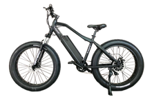 Load image into Gallery viewer, Fat Tyre Electric Bicycle G-Hybrid Mammoth Black 500w Motor 48v Battery