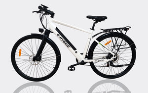 Electric Hybrid Bike Mens G-Hybrid Electric White (Pre-Order)