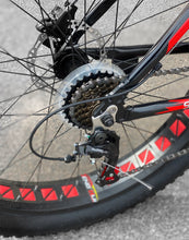 Load image into Gallery viewer, Fat Mountain Bike / Fat Bike G-Hybrid Mammoth FT05 - Alloy - Hydraulic Brake System