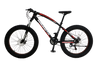 Fat Tyre Bike Mammoth FT03 26x4 inch with 21 Speed Black PRE-ORDER