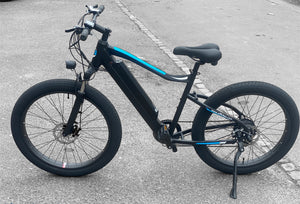 Mountain Electric Bike with 26x3.0 Kenda Tyre 36v13Ah F2630