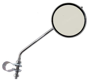 "REFLEX 3"" ROUND MIRROR 220mm LONG"