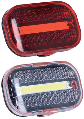 OXFORD BRIGHT LIGHT LED SET FRONT & REAR