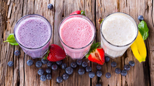 Energize your Workouts: Put the E in your E-Smoothies