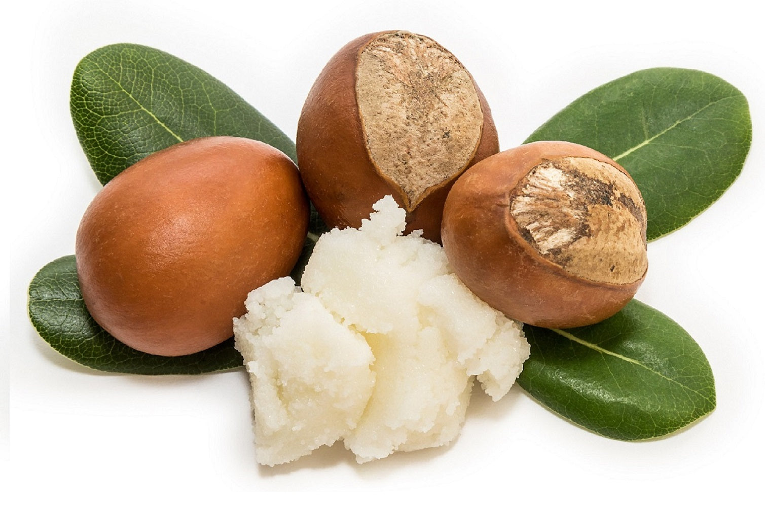 Skincare for athletes. Shea Butter provides high vitamin content.