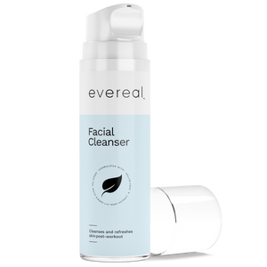 Facial cleanser with Green Tea, White Ginger and Shea Butter 150mL