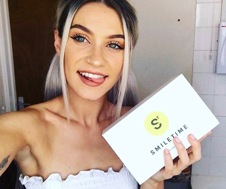 SmileTime's Best Teeth Whitening Kit