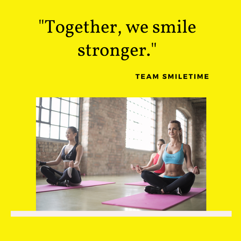 How To Join The SmileTime Community