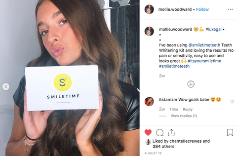 SmileTime Teeth Whitening