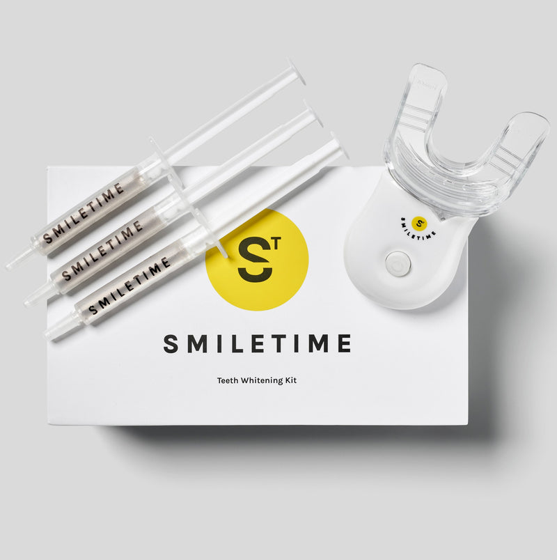 Teeth Whitening Kit with Gift Bag