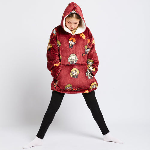 Harry Potter Gryffindor Kids Oodie