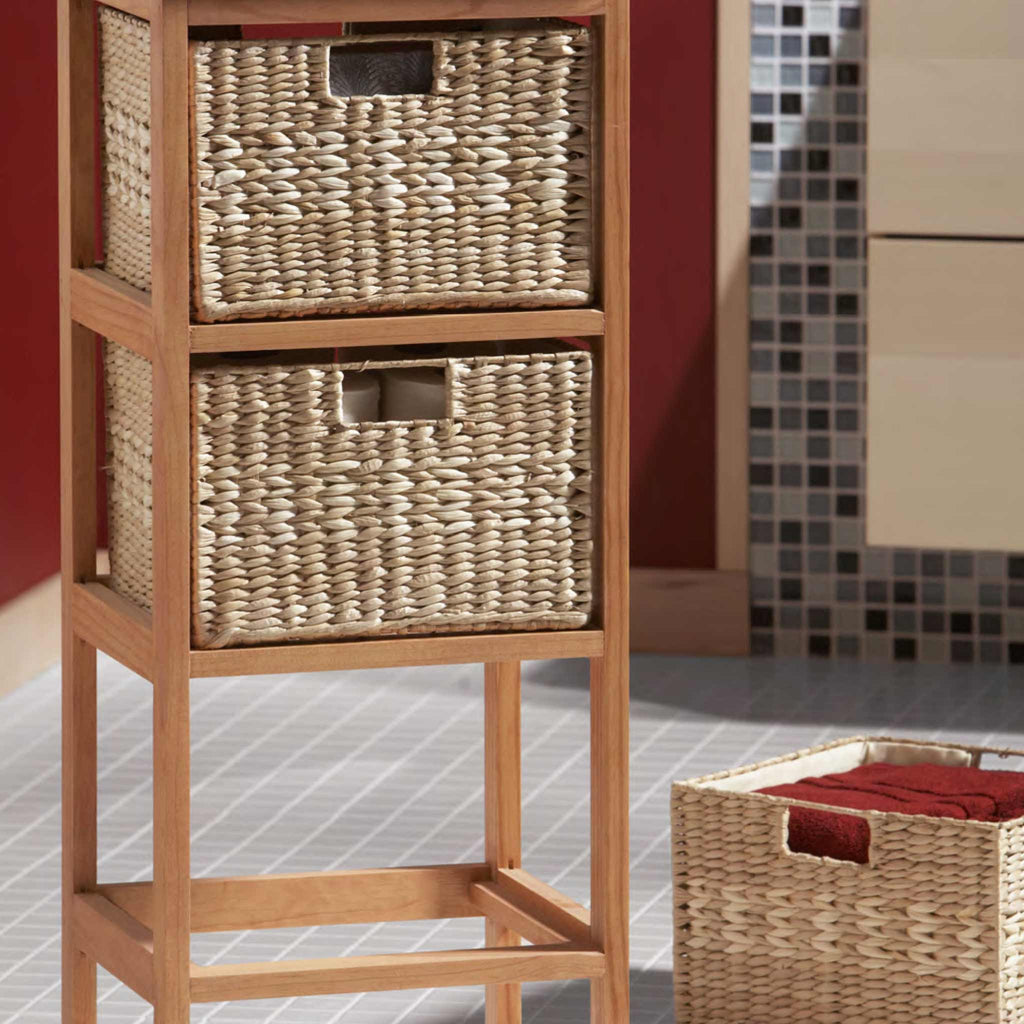 3 Tier Basket Stand - Family Handyman Shop