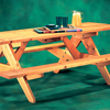 A-Frame Picnic Table - Family Handyman Shop