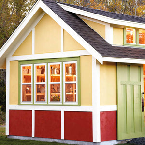 Bright and Spacious Garden Shed - Family Handyman Shop