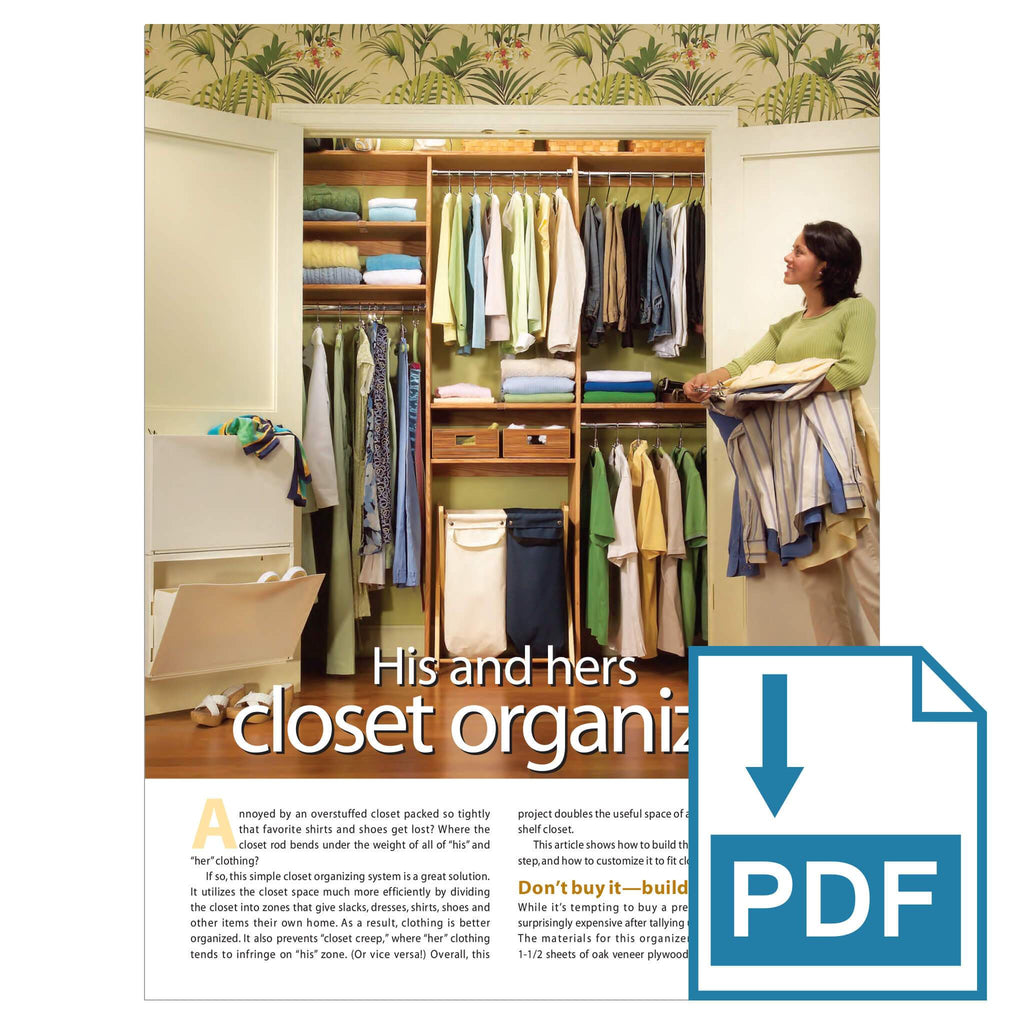Clever Closet System