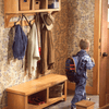 Coat Rack Storage Bench - Family Handyman Shop