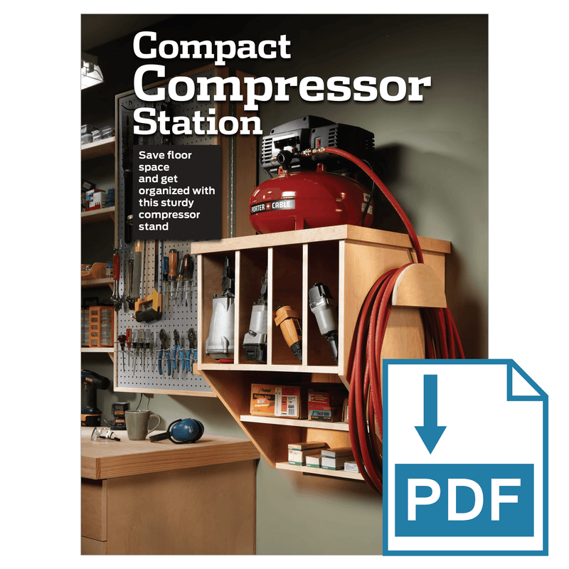 Compressor Station - Family Handyman Shop